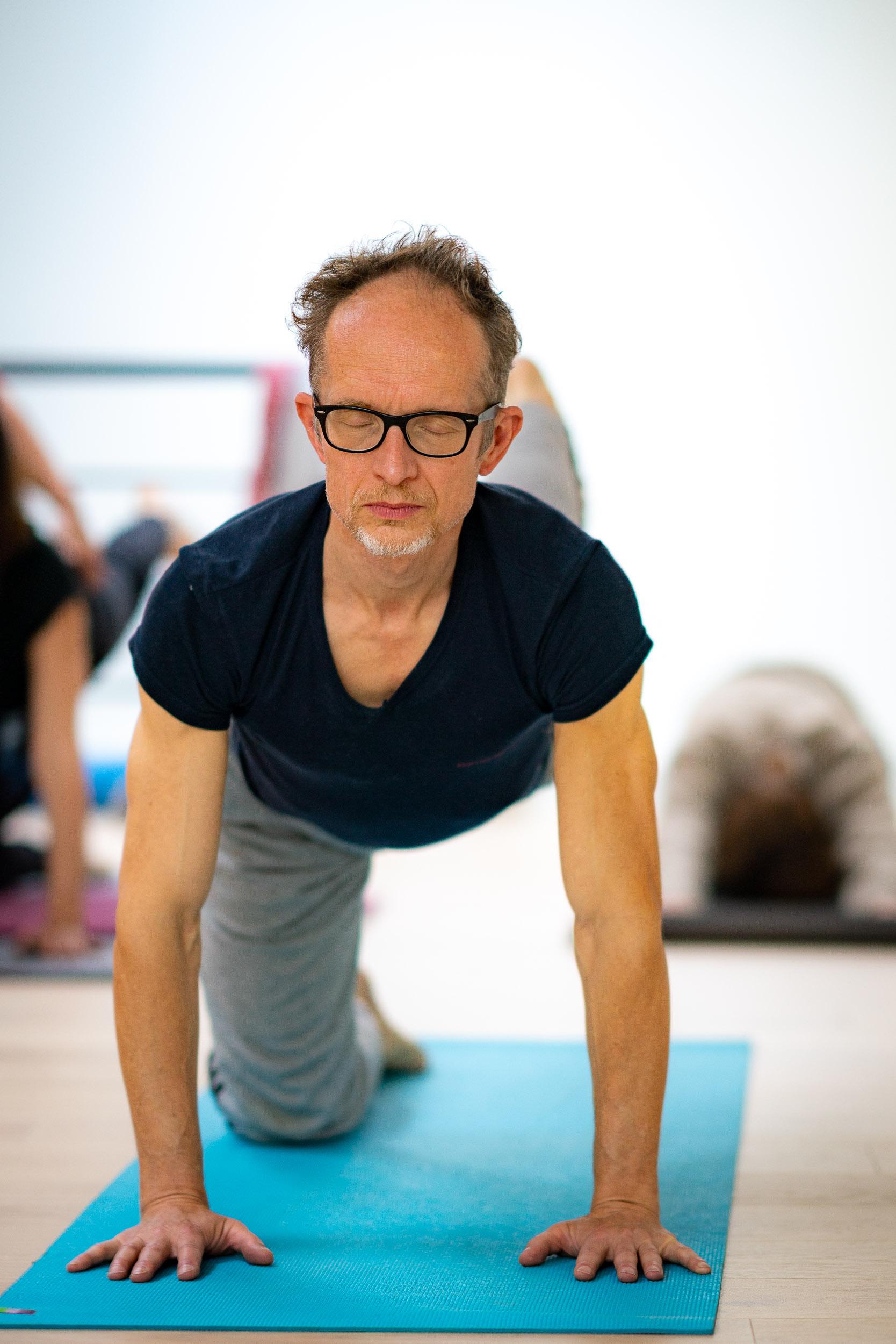 Photographie de Yoga à Bruxelles