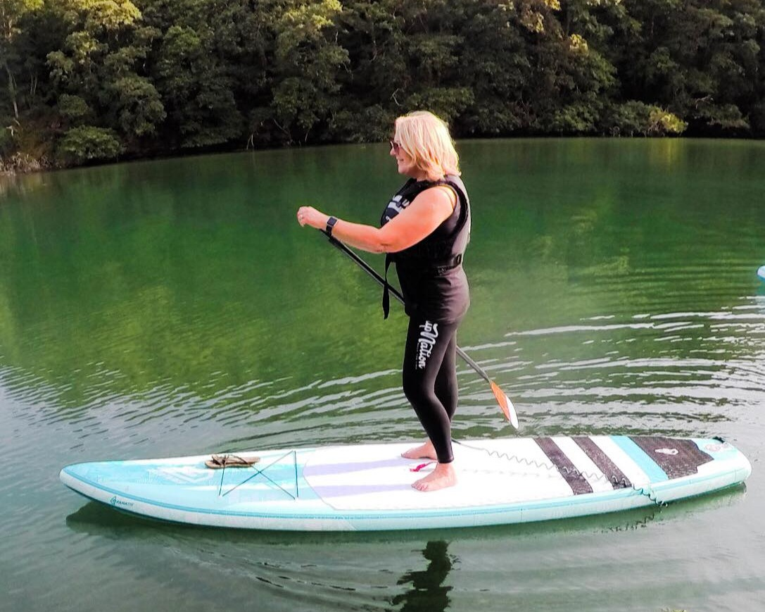 Julie Phelps (Jules) - Office Manager and part time SUP enthusiast! -