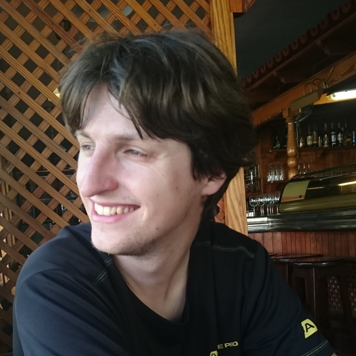 Lubos Vonasek, AR Software Engineer