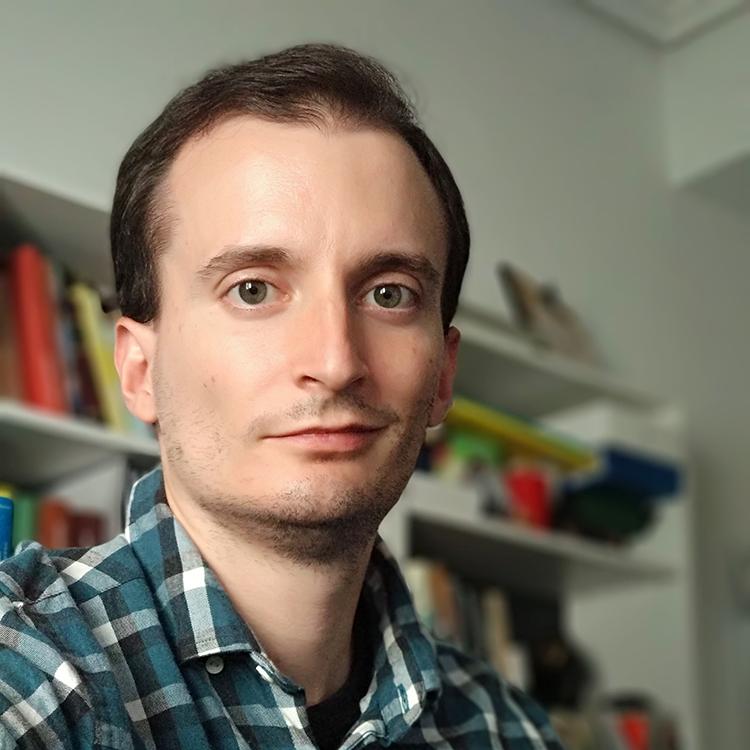 Pablo Silvestre, AR Software Engineer