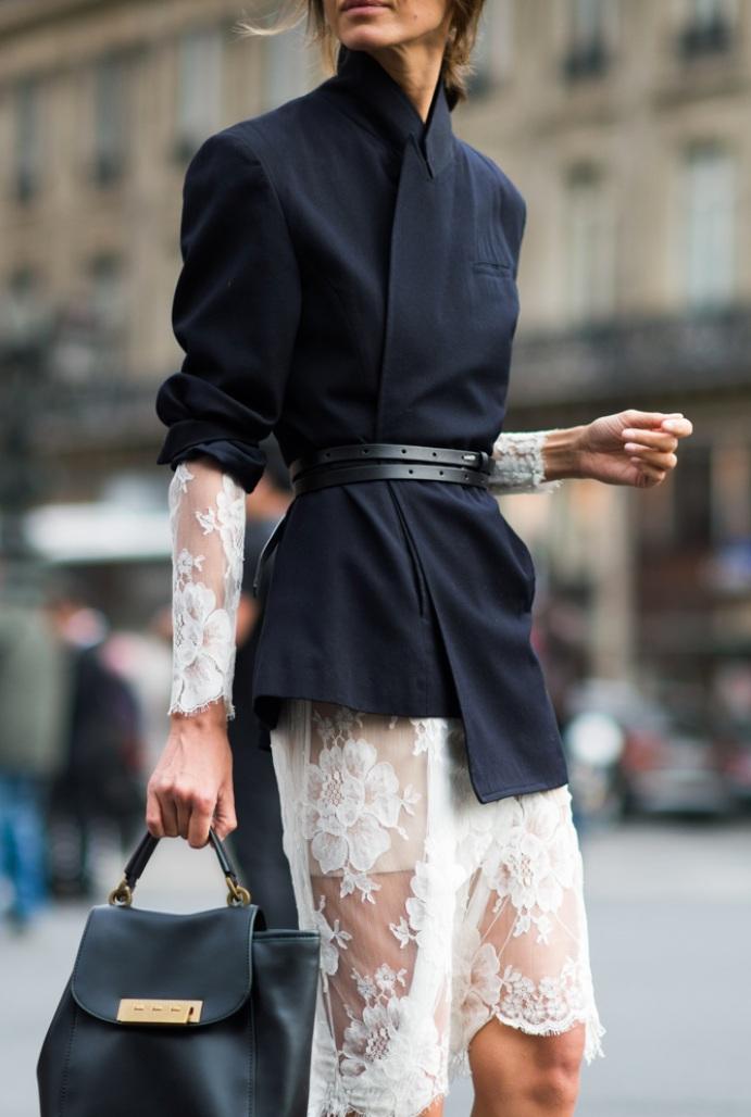 No importa cómo lo estilizas, el blazer es una pieza poderosa.
