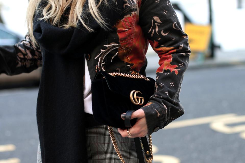 En demanda: el Gucci Marmont.