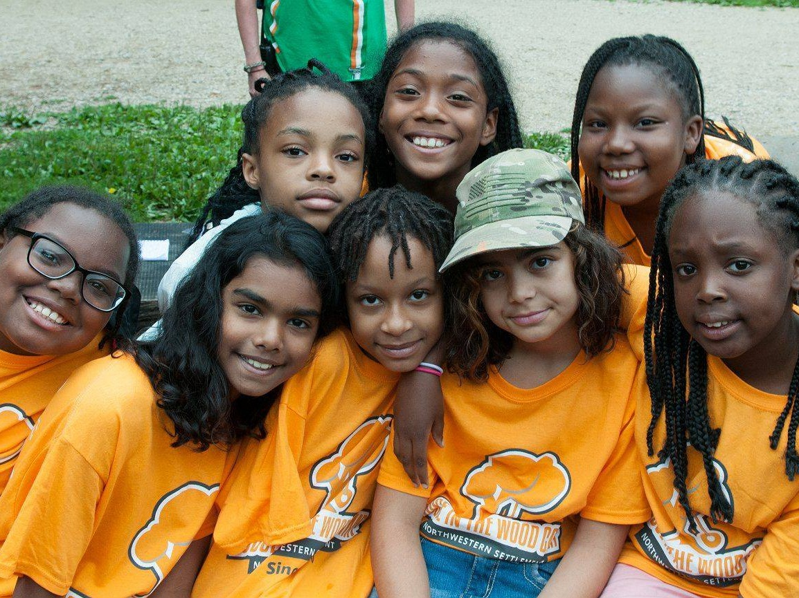 Send a kid to Camp Campaign - Your donation helps change lives. Outdoor camp lets kids to leave their fears of street violence behind to learn, grow and simply be kids in a safe environment.
