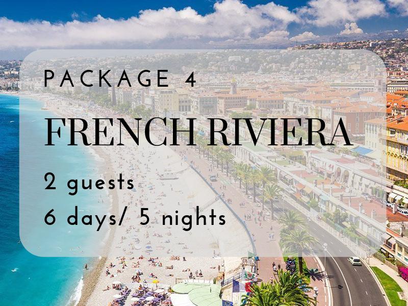 Escape to The French Riviera