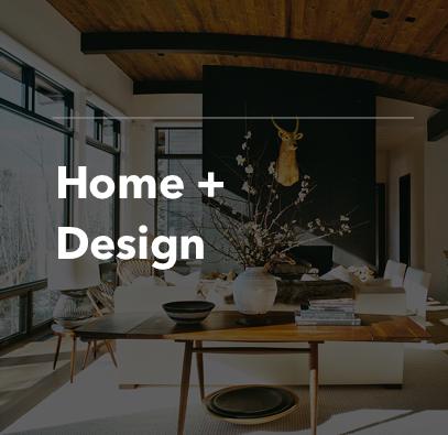 Home + Design