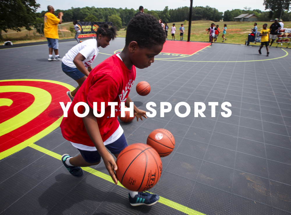 Working in neighborhoods and communities around the world, we support programs that provide children access to high-quality sports programs.