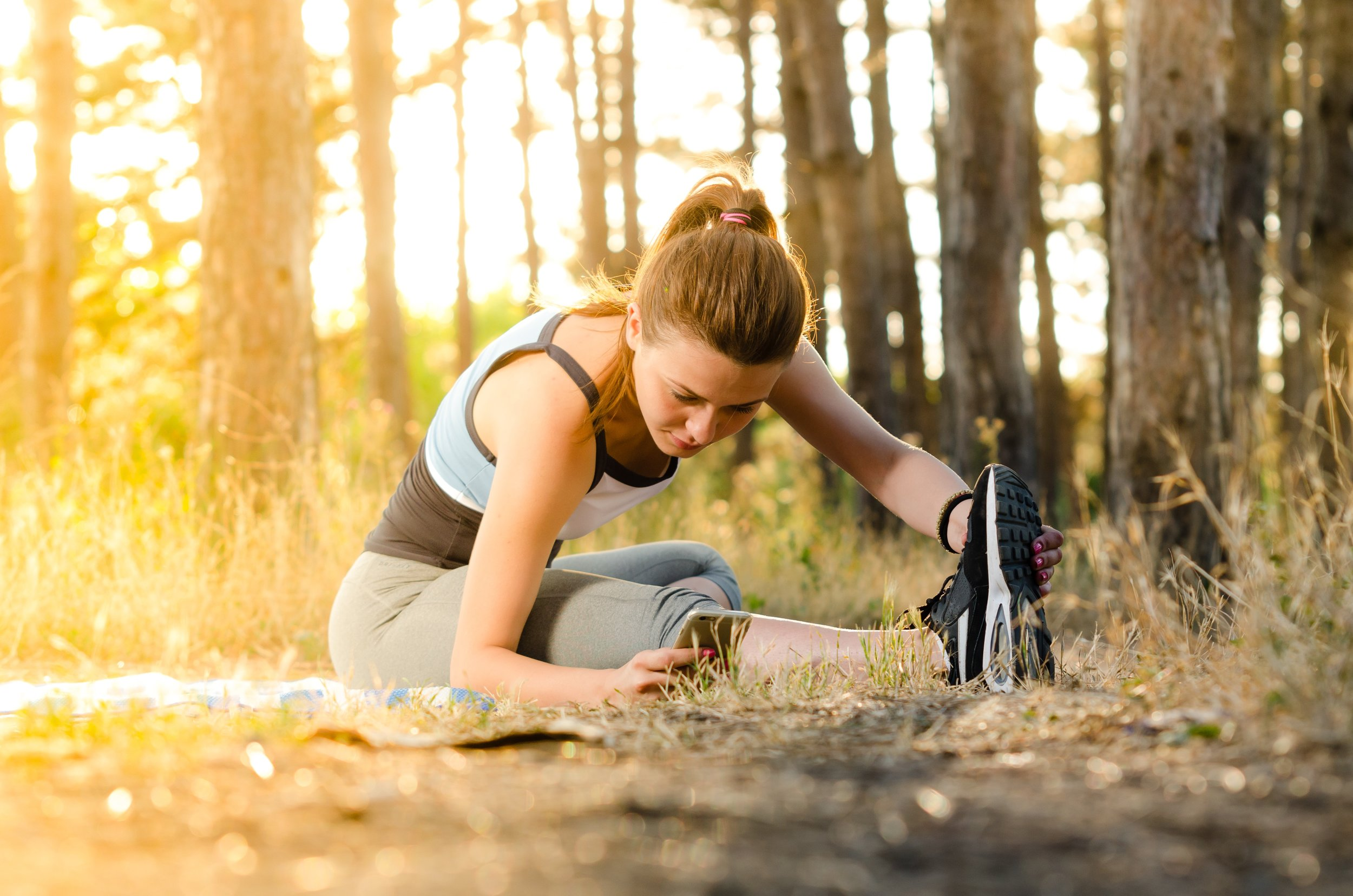 stretching to show exercise myths help people be healthier.jpg