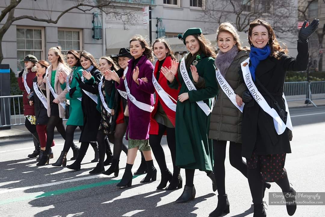 Rose of Tralee Deirdre O'Sullivan