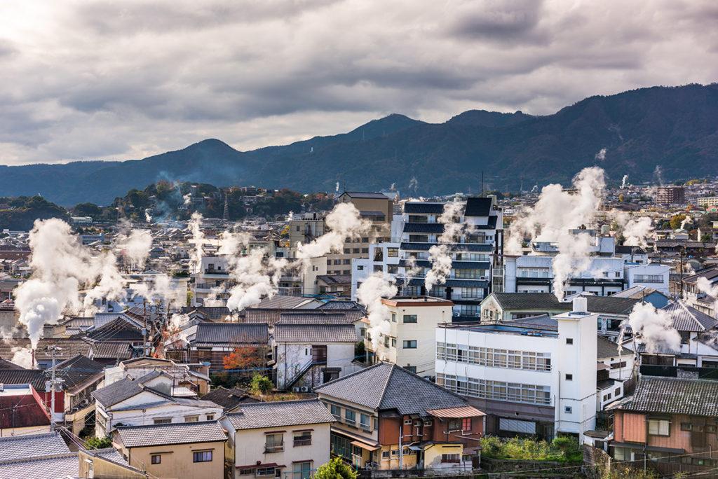 Beppu, Oita, Japan