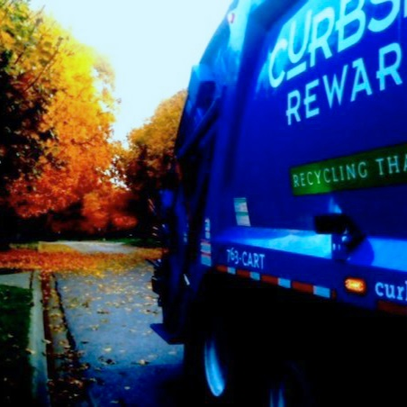 Curbside Rewards Recycling Tuck