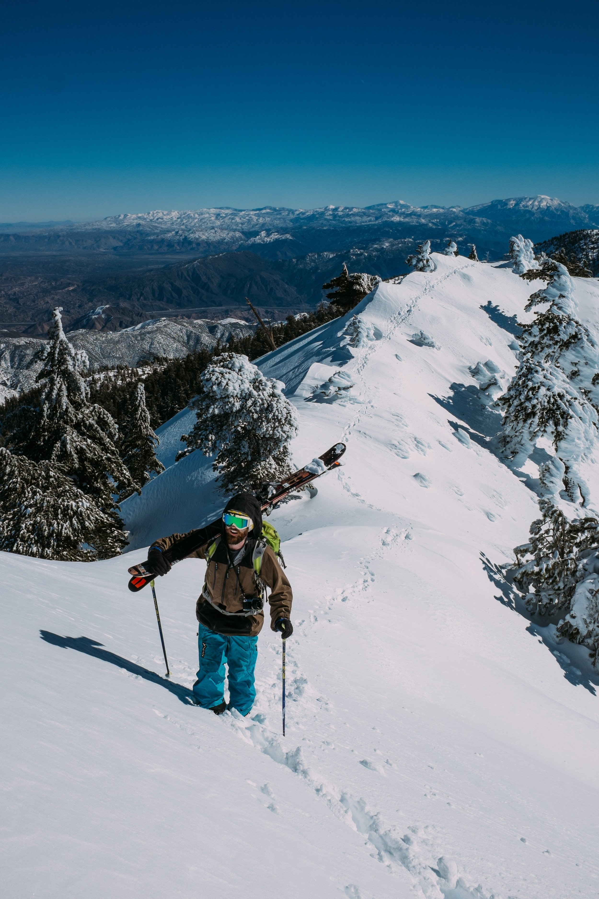 backcountry skiing - Monarch Mountain and the surrounding areas offer some spectacular backcountry skiing. Ask the local experts for their recommendations on some amazing, untouched backcountry skiing opportunities.