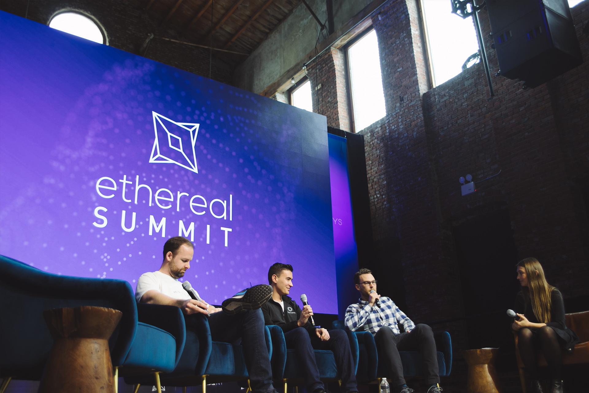 Ethereal Summit New York 2019 @ Pioneer Works