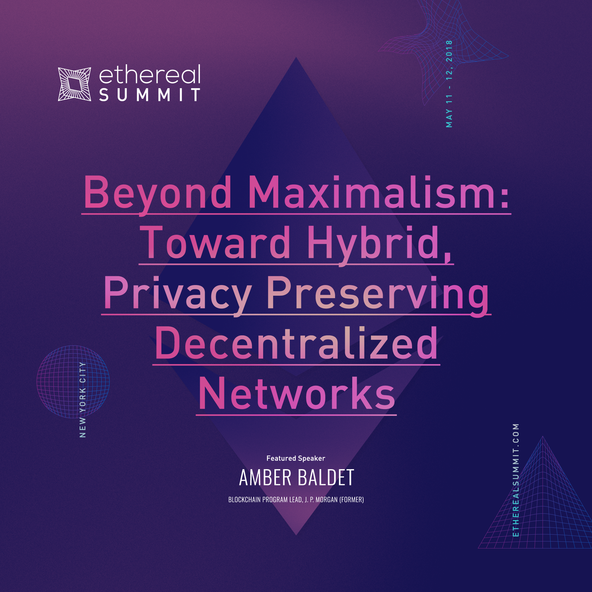 Beyond Maximalism: Toward Hybrid, Privacy Preserving Decentralized Networks