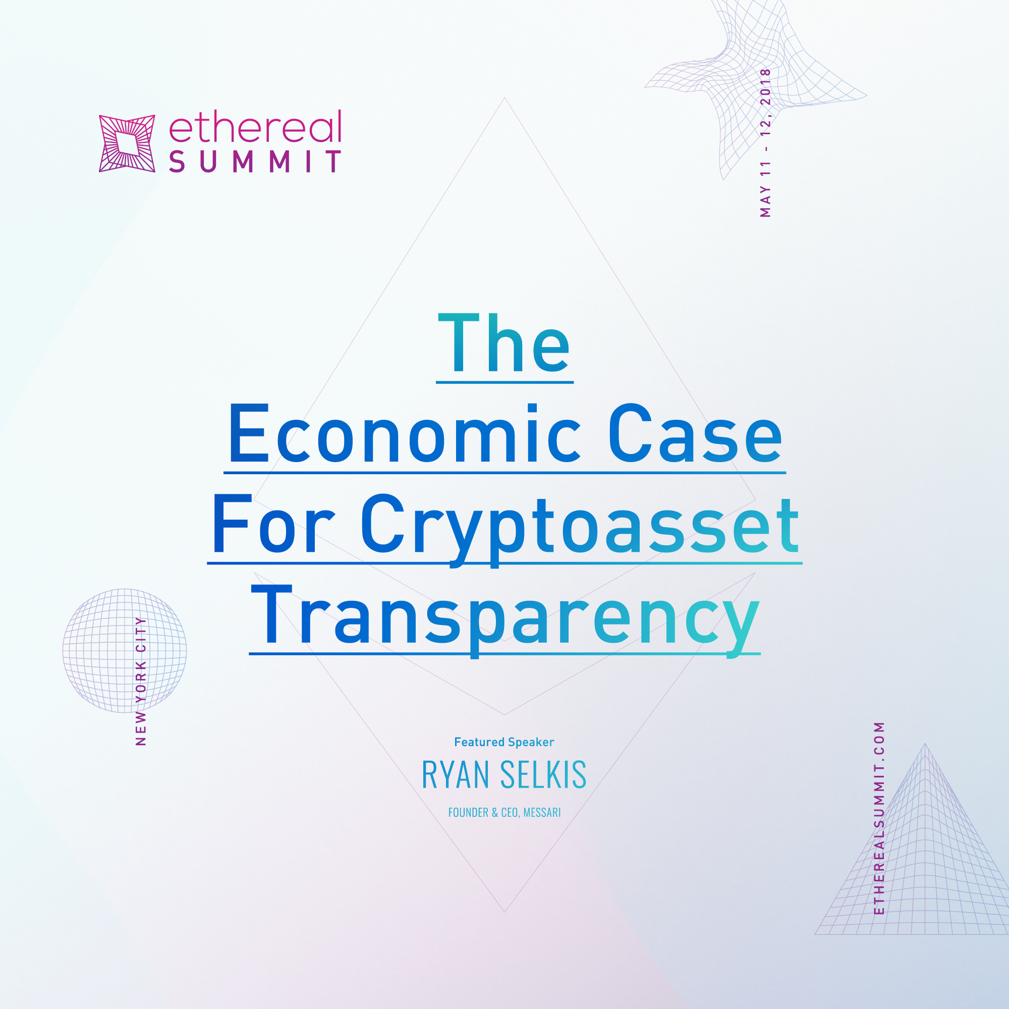 The Economic Case For Cryptoasset Transparency