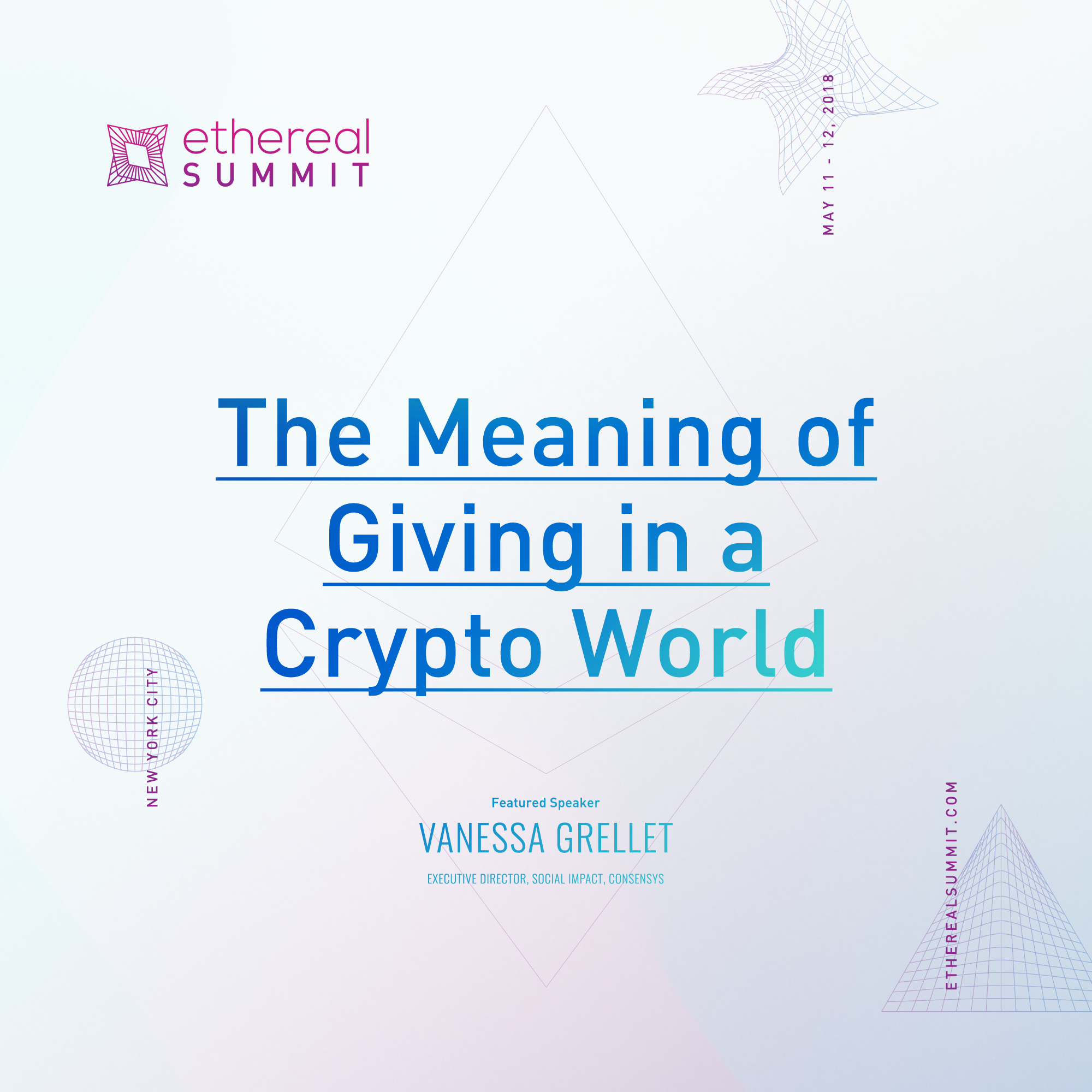 The Meaning of Giving in a Crypto World