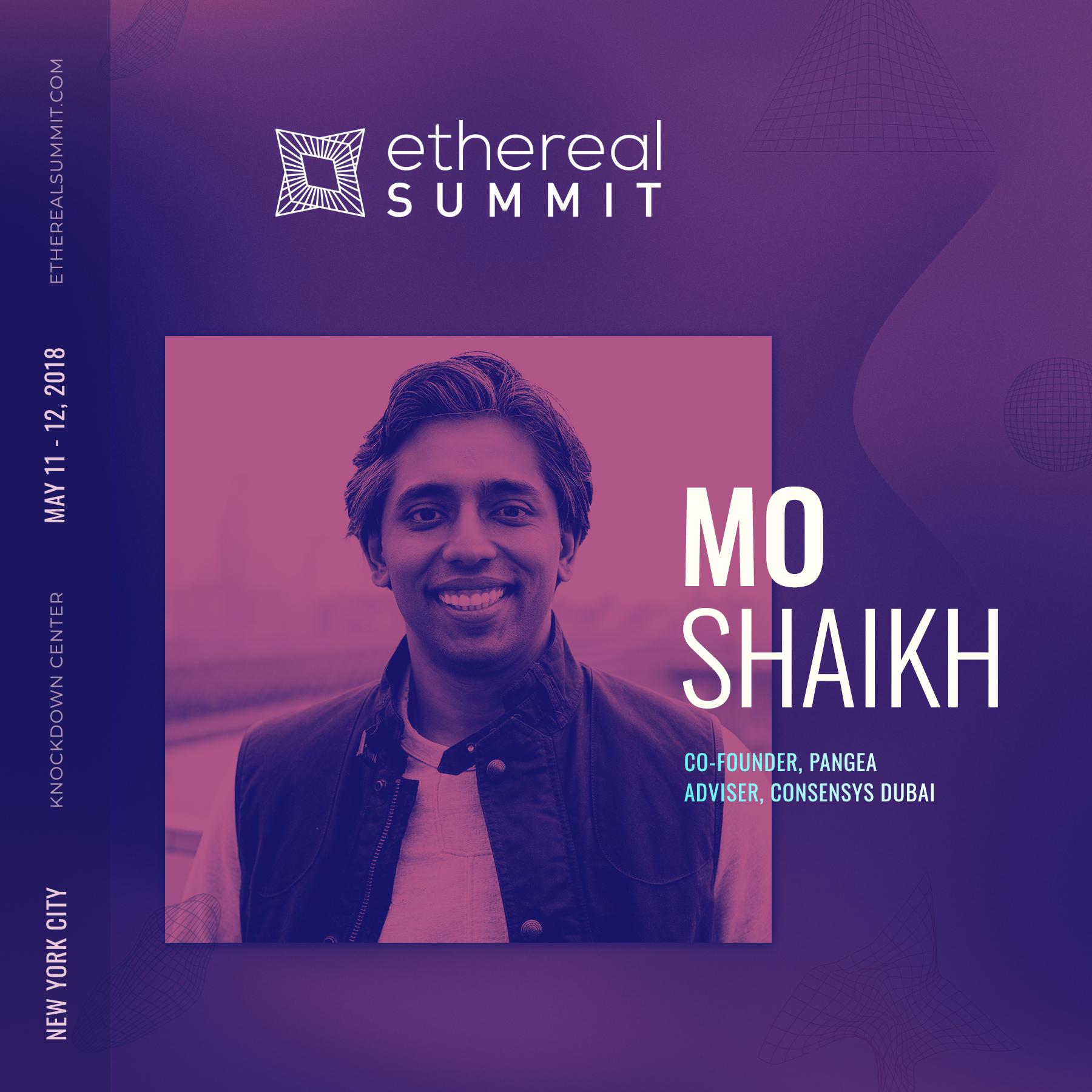 Mo Shaikh