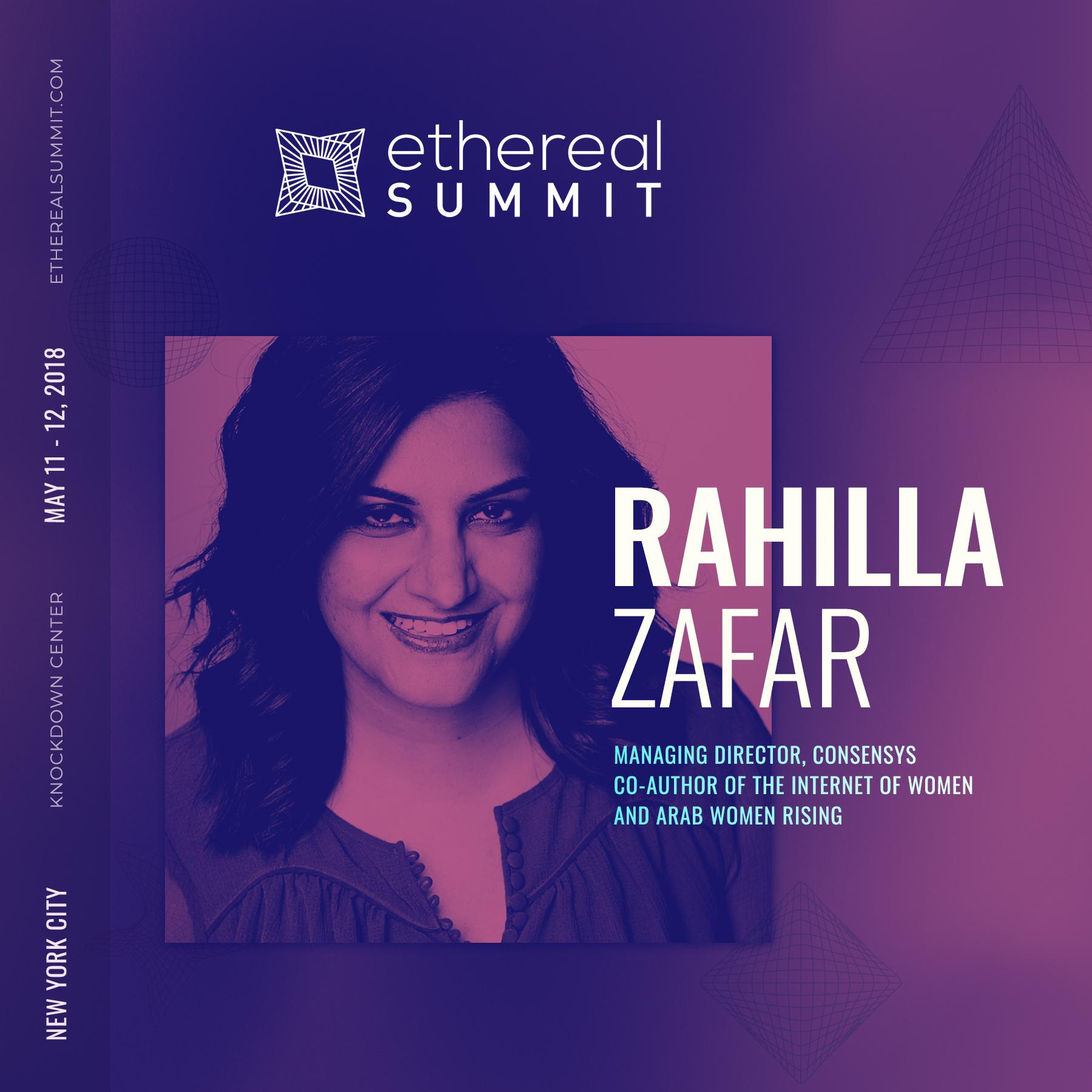 Rahilla Zafar