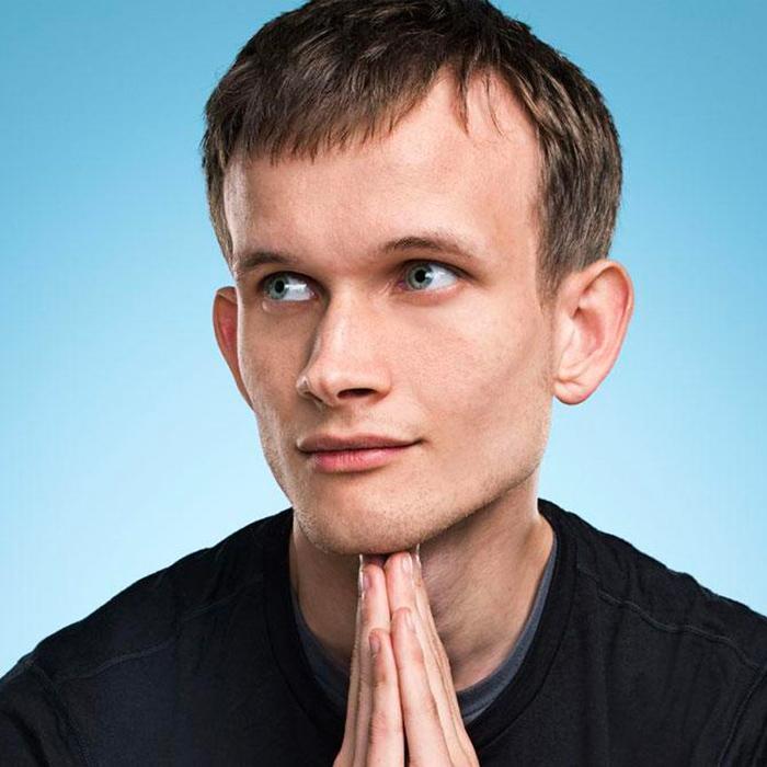 Vitalik Buterin - Founder, Ethereum