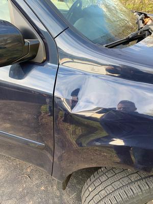 Original damage to owner's 2019 Honda Pilot