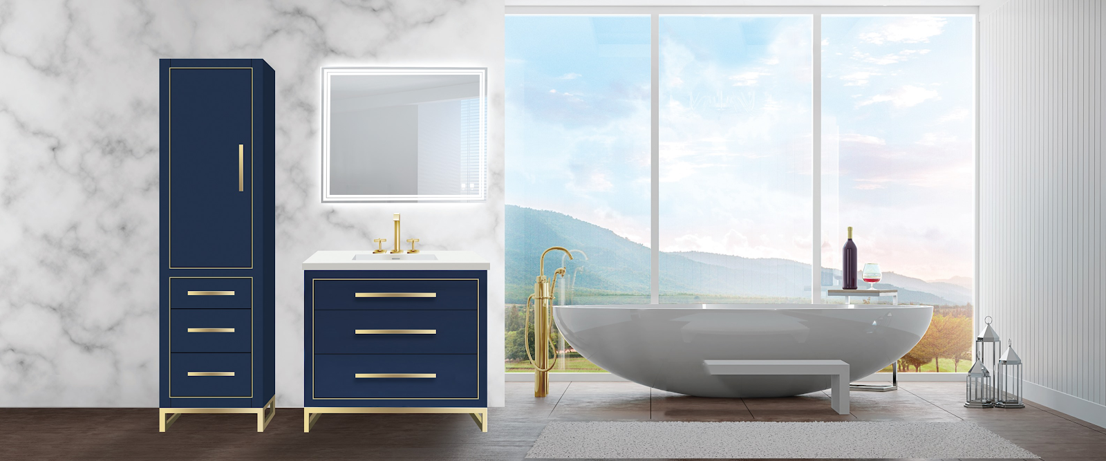 Madeli S Bath Vanities Are Timeless And Functional Cesario Co