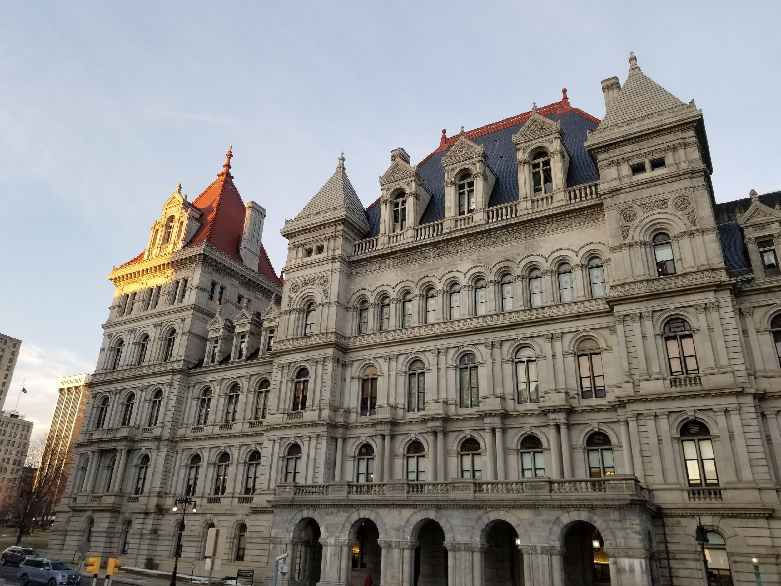 Advocating for New York - Our Public Policy Program develops and advocates for preservation policies that impact communities statewide.