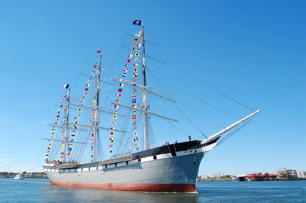 Photo courtesy of the South Street Seaport Museum