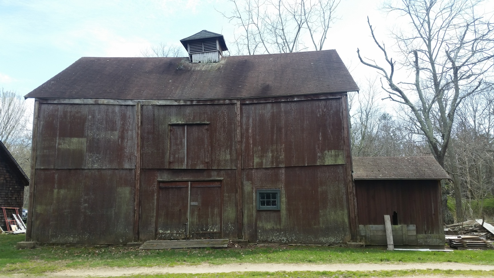 Sylvester Manor Educational Farm, Shelter Island, received $9,000 in Preserve NY funding in 2016 to support the cost of building condition reports for each of the farm outbuildings.