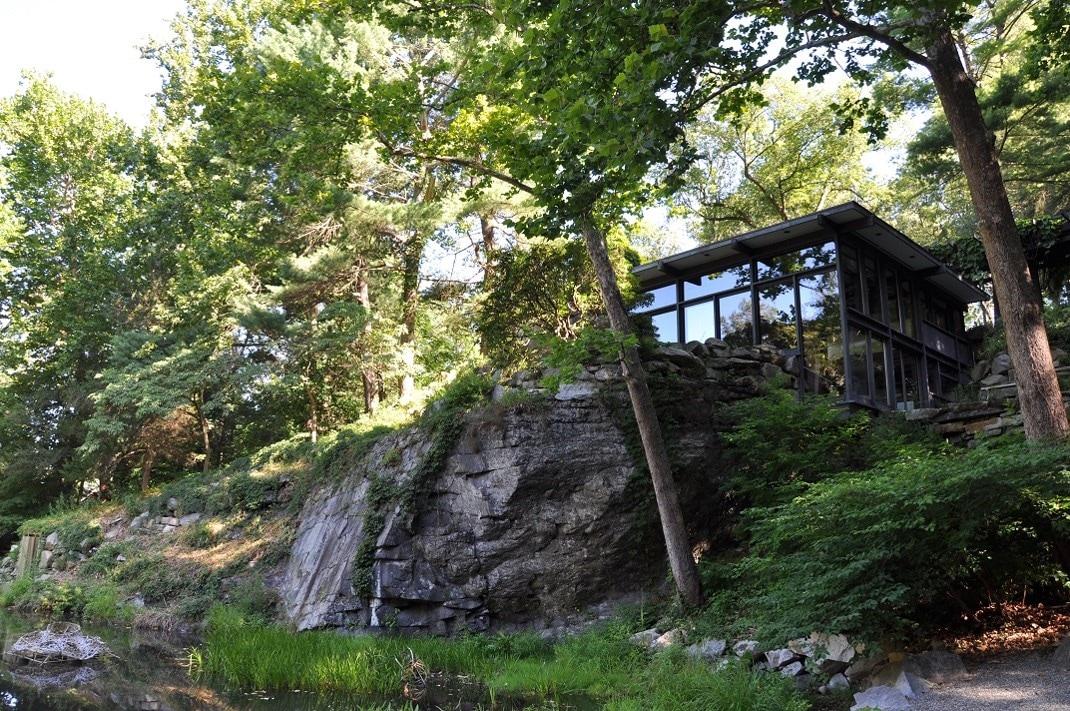 Dragon Rock at Manitoga