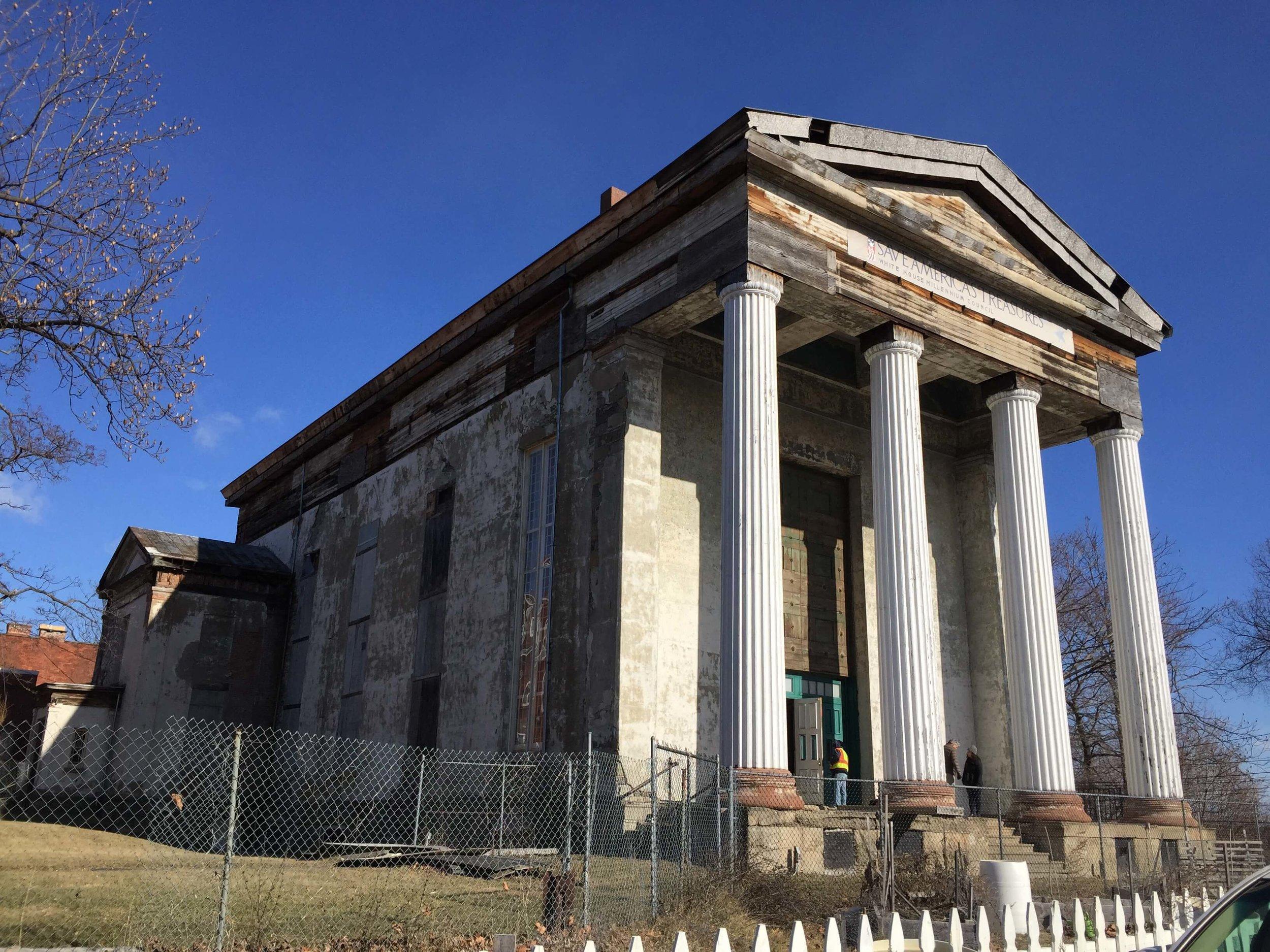 Dutch Reformed Church - Exterior.JPG