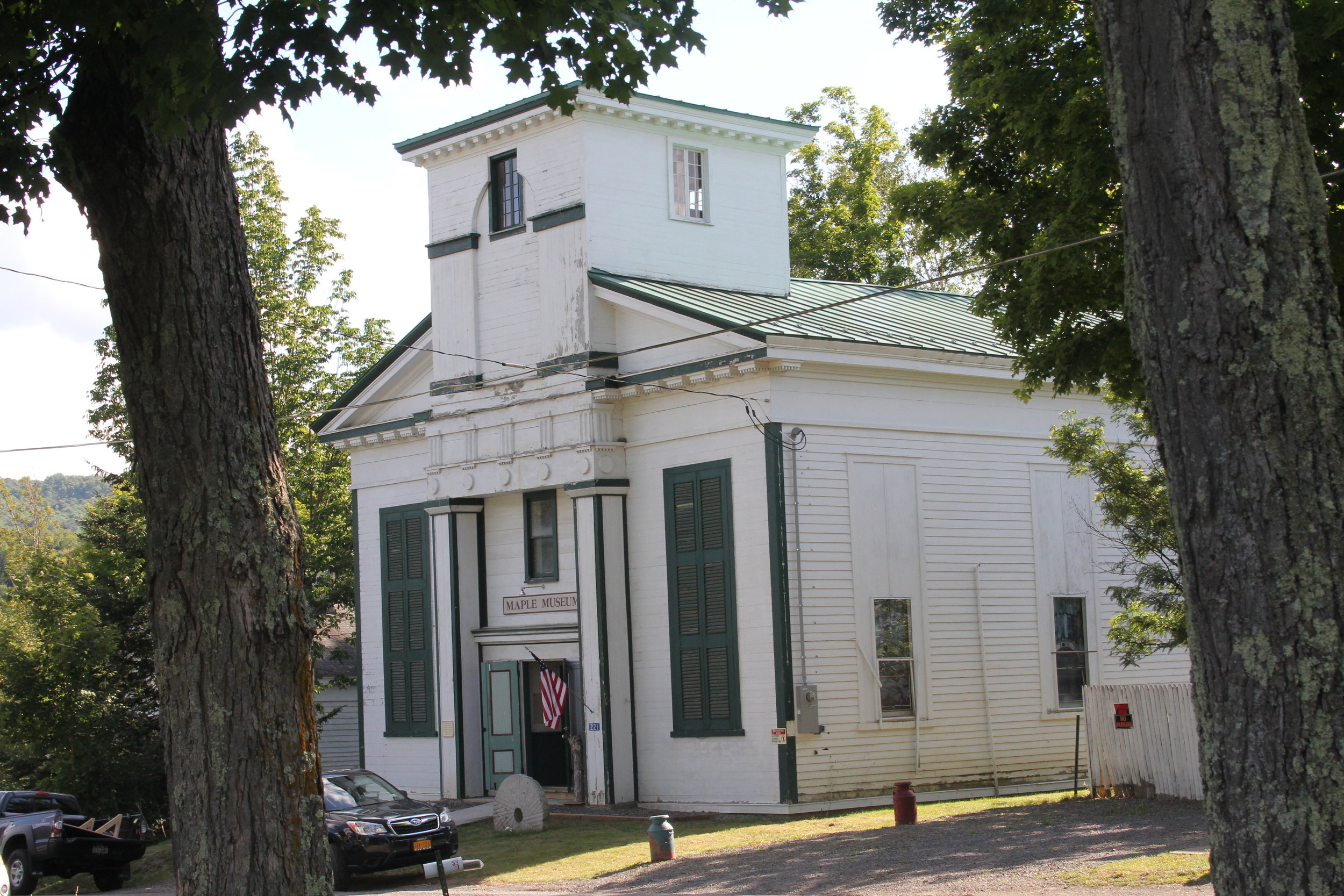 Jefferson Historical Society, Maple Museum