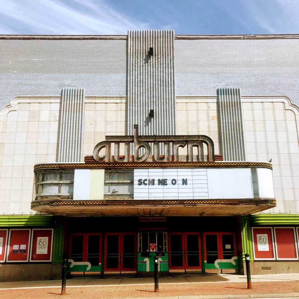 Cayuga County Arts Council, Auburn Schine Theater