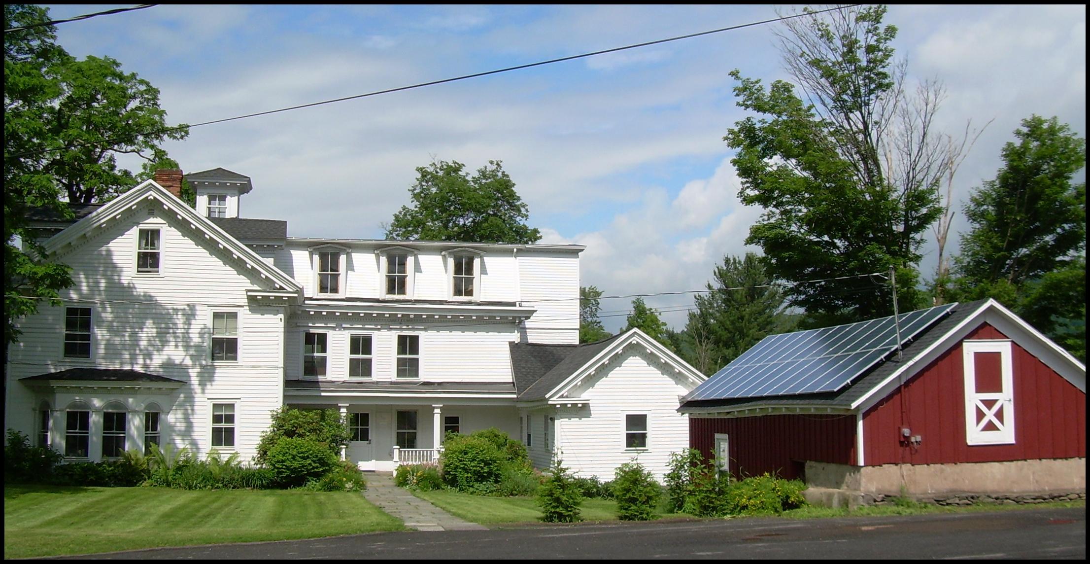 Catskill Center for Conservation & Development, Erpf Center