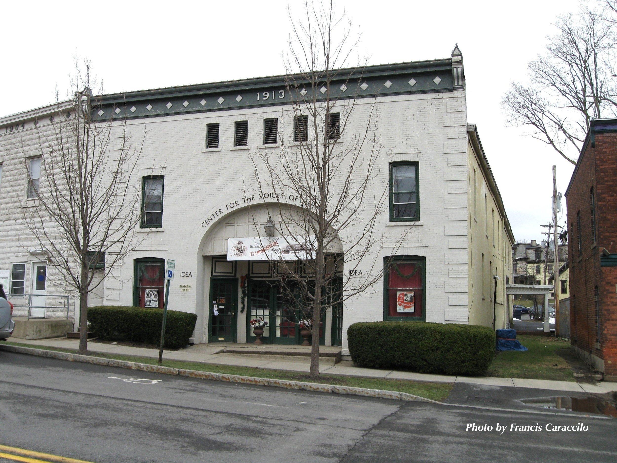 Seneca Falls It's a Wonderful Life Museum & Archives