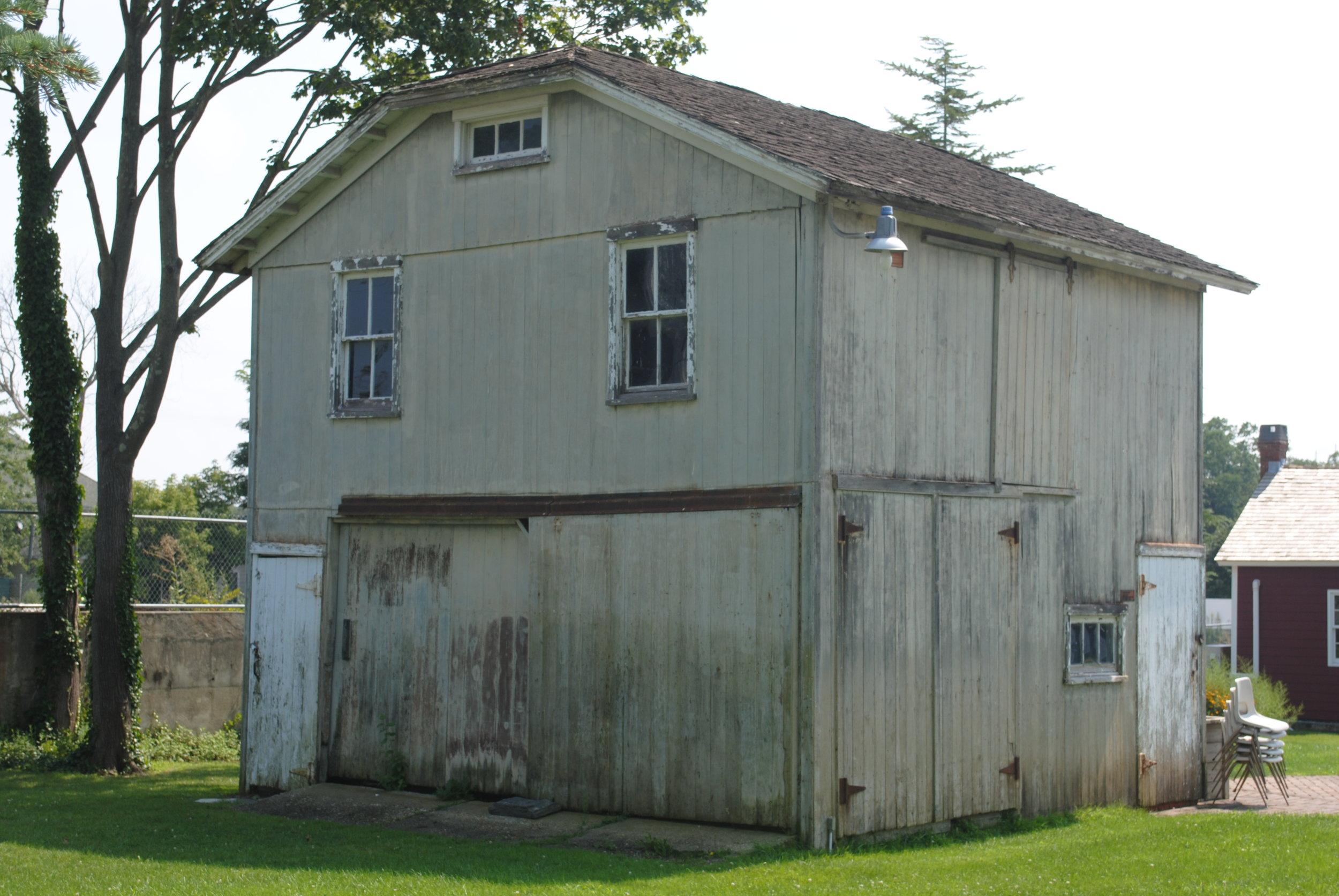 Town of Riverhead, The Benjamin Barn