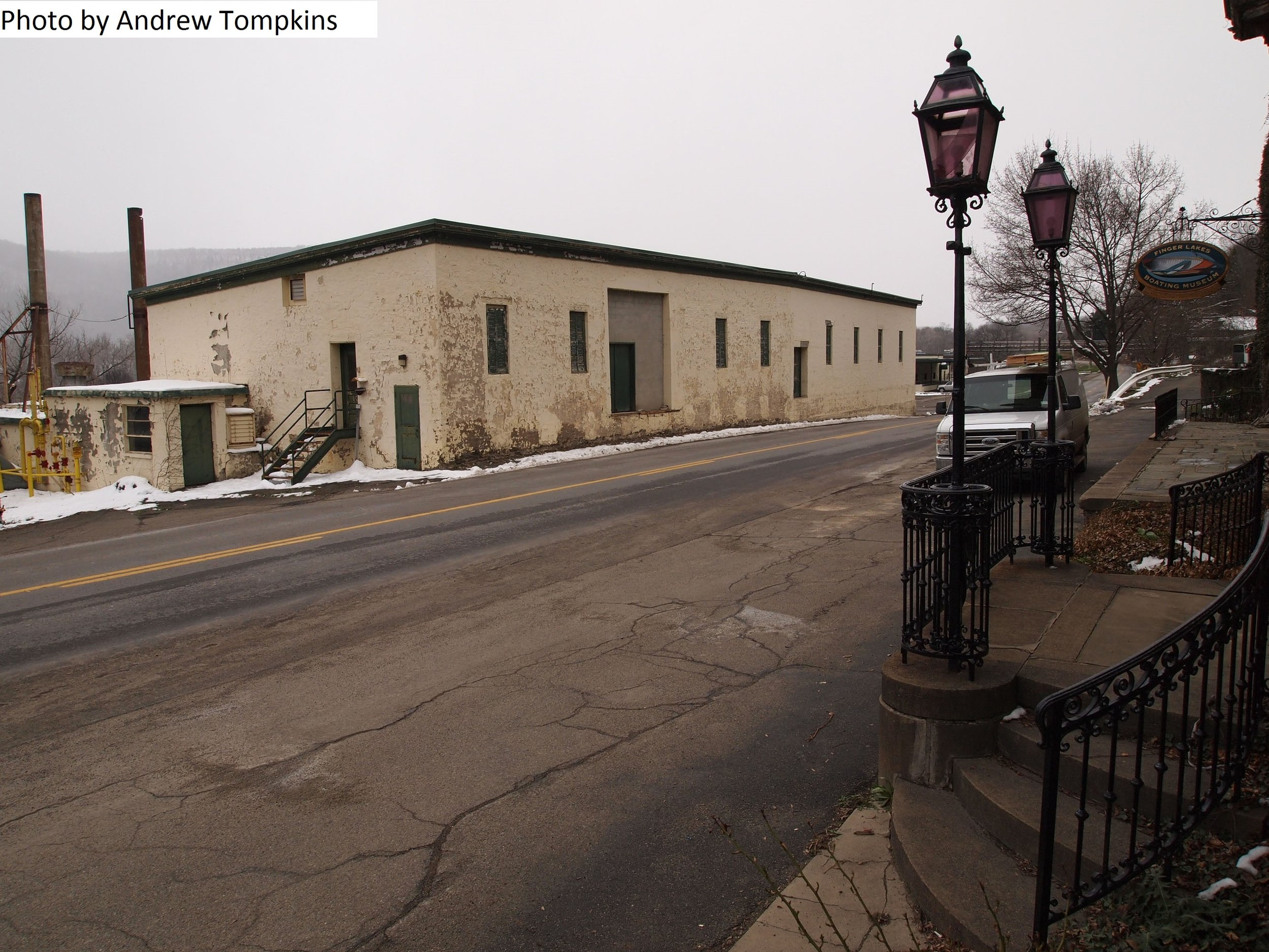 Finger Lakes Boating Museum, Taylor Wine Company Building #5