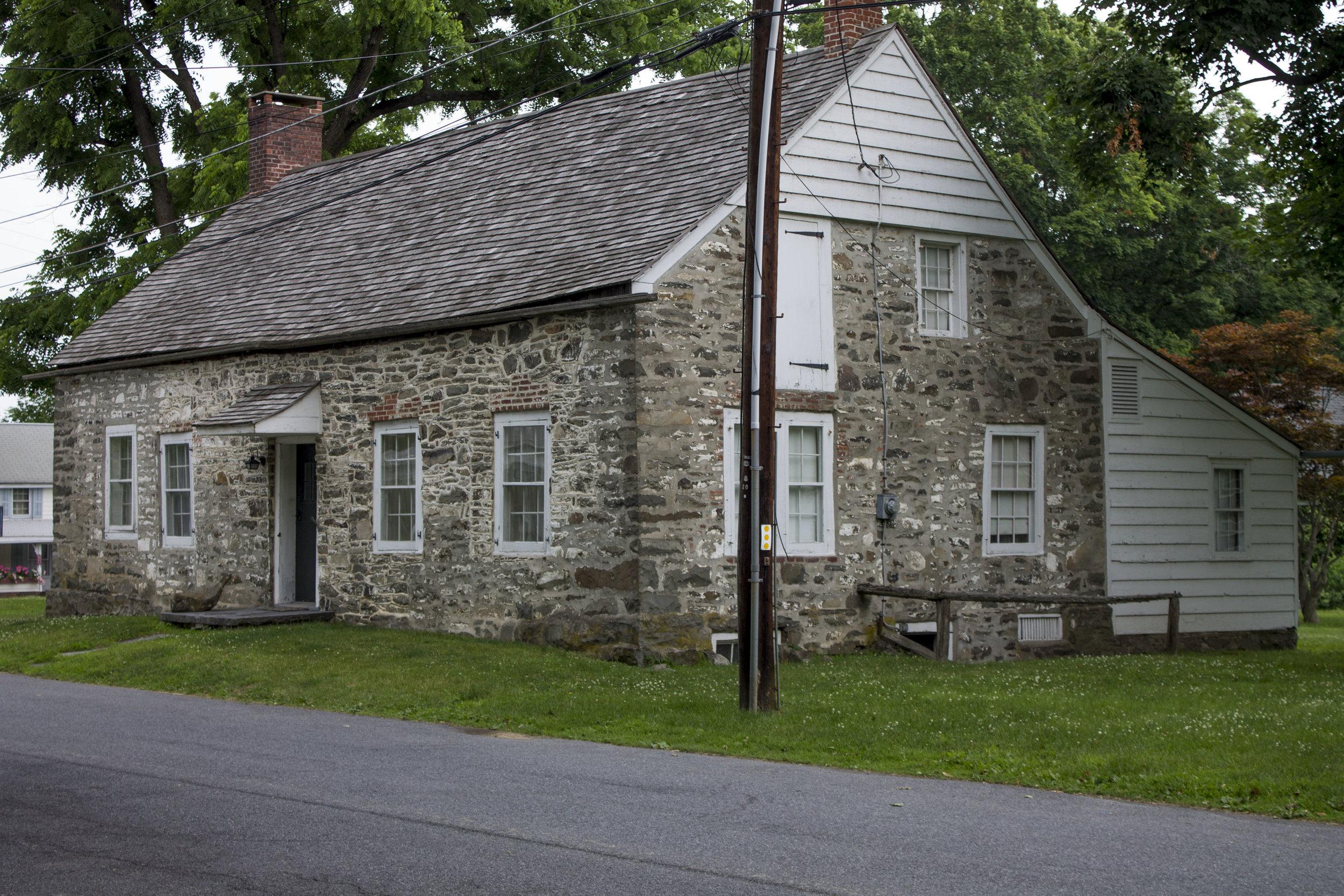 Historic Huguenot Street, Freer-Louw House