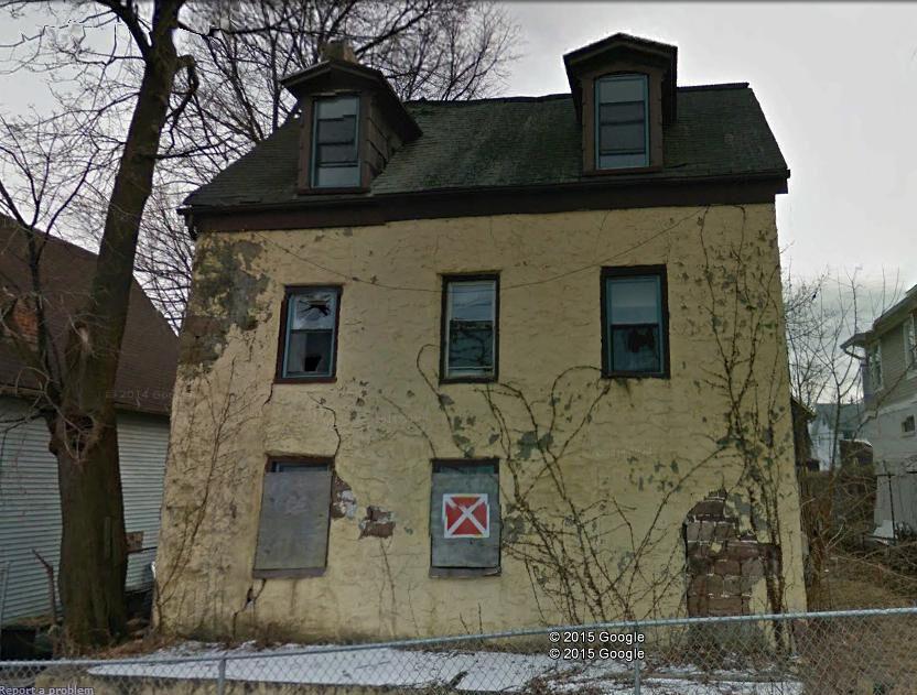 The John Green House
