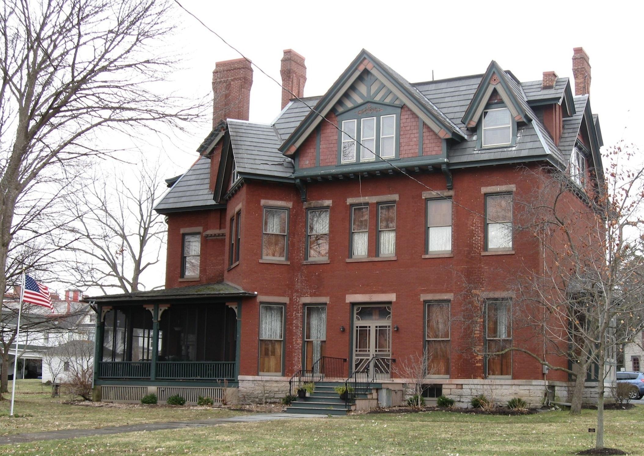 Seneca Falls Historical Society, The Mynderse/Partridge/Becker House