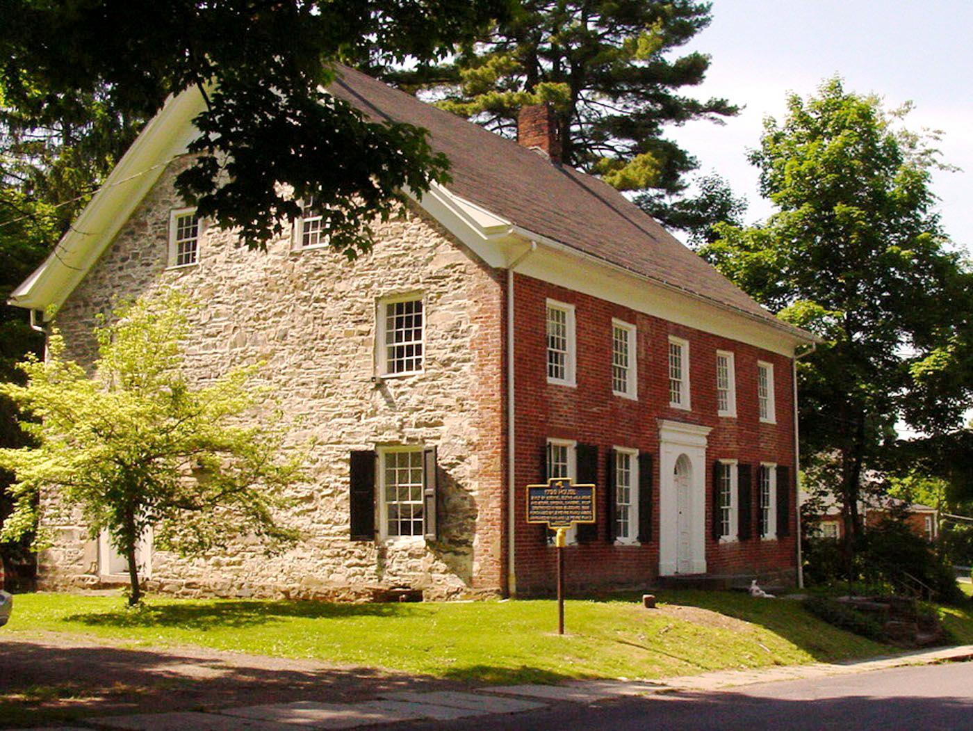 Historic Huguenot Street, LeFevre House