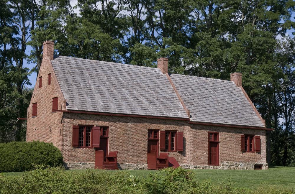 The Luykas Van Alen House