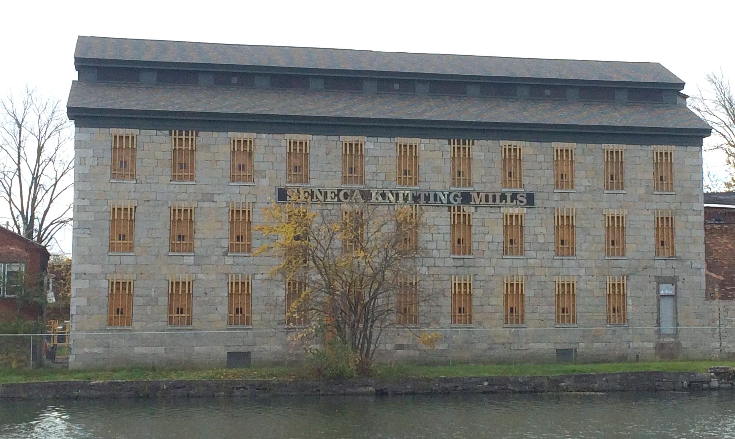 Seneca Knitting Mill Building