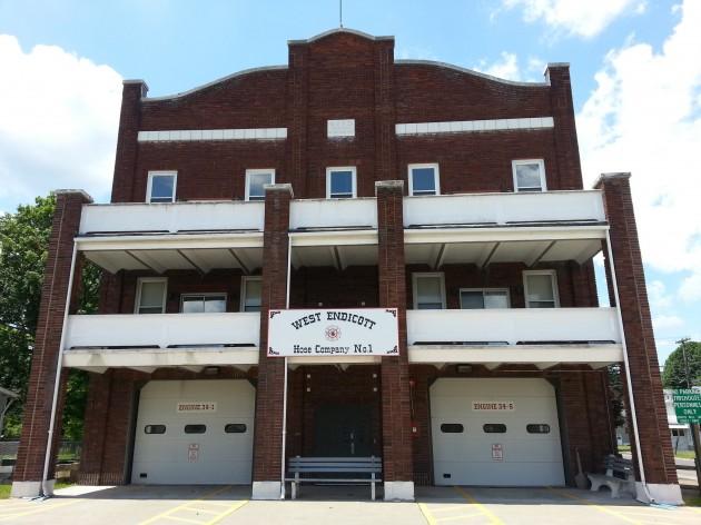 West Endicott Fire Station