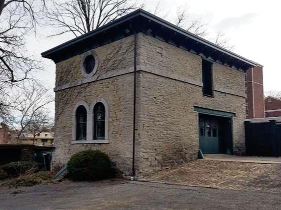 Seward House Museum Stone Barn and Carriage House