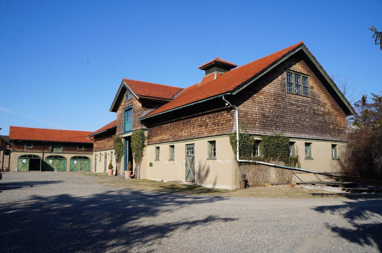 Stanford White Barn, Kaatsbaan International Dance Center