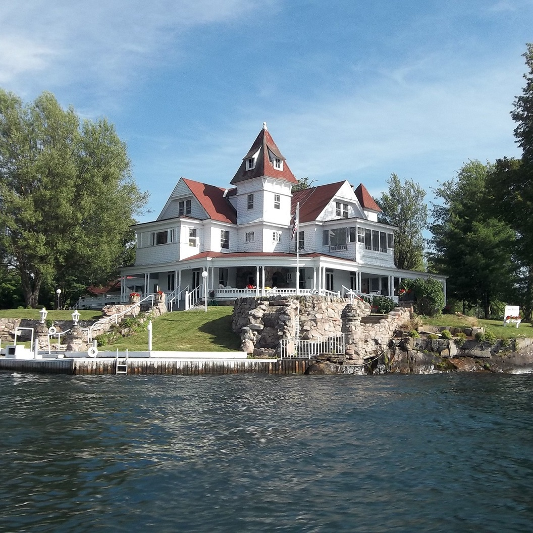 Antique Boat Museum, Intensive Level Survey of Gilded Age Properties in the Thousand Islands