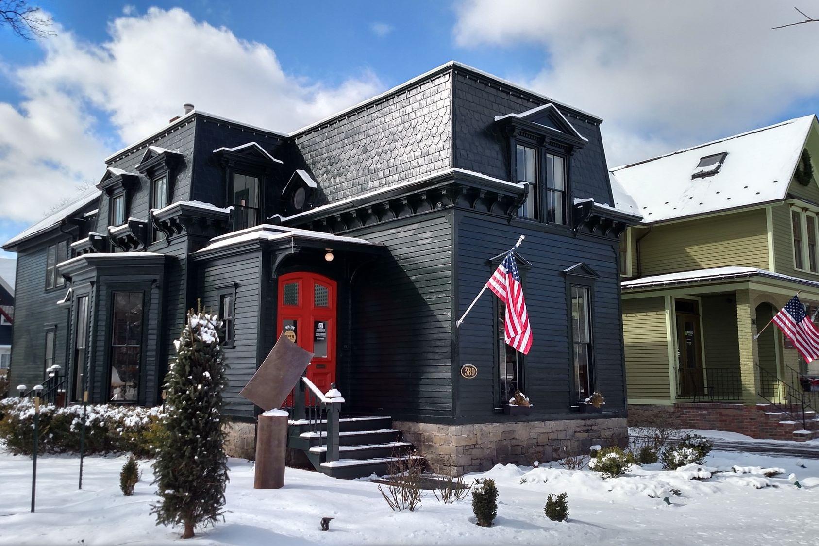 Rochester's Park Avenue Historic District
