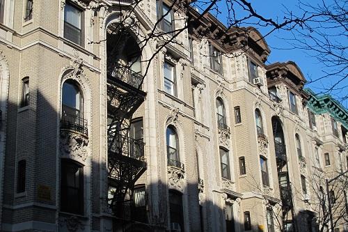 West Harlem (Amsterdam Avenue to Riverside Drive/Hudson River)