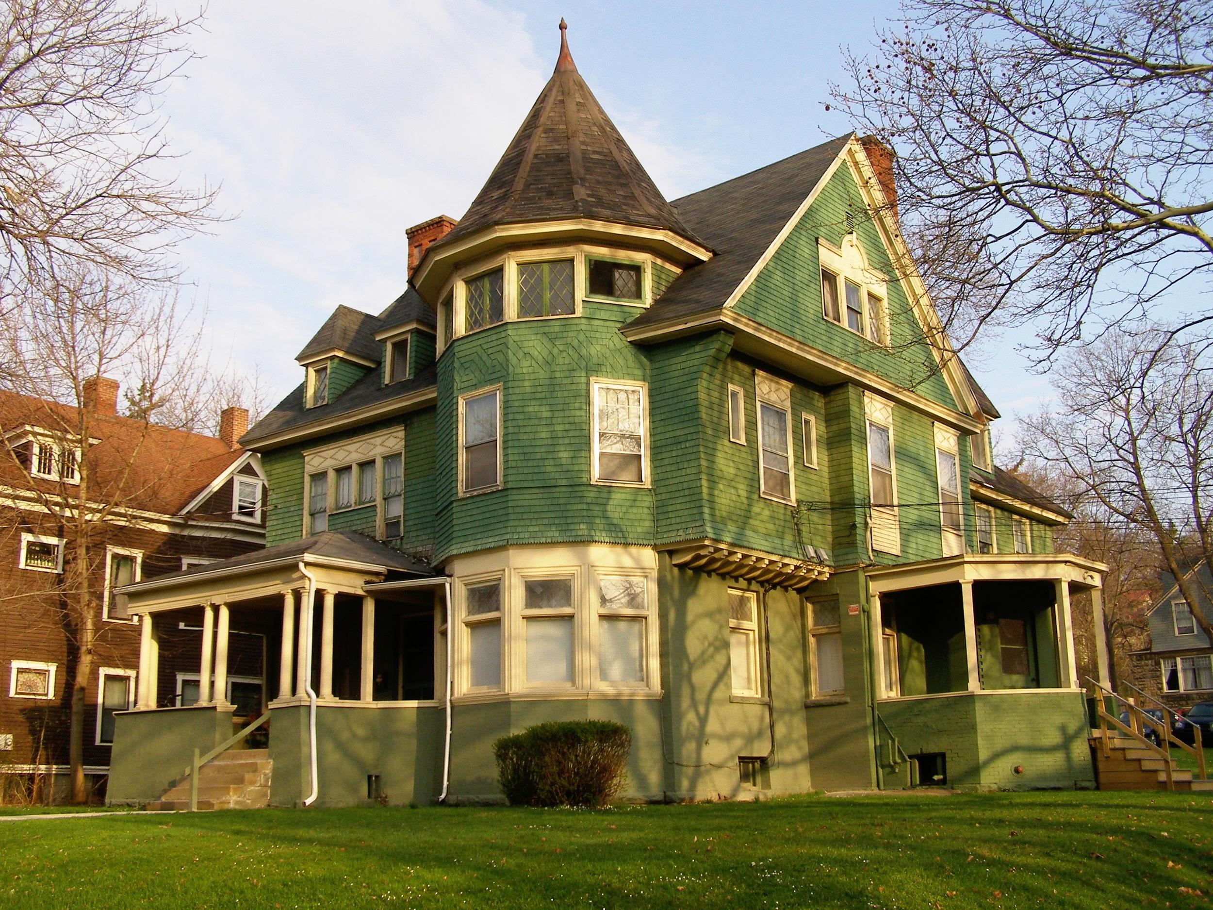 Westcott Neighborhood in Syracuse