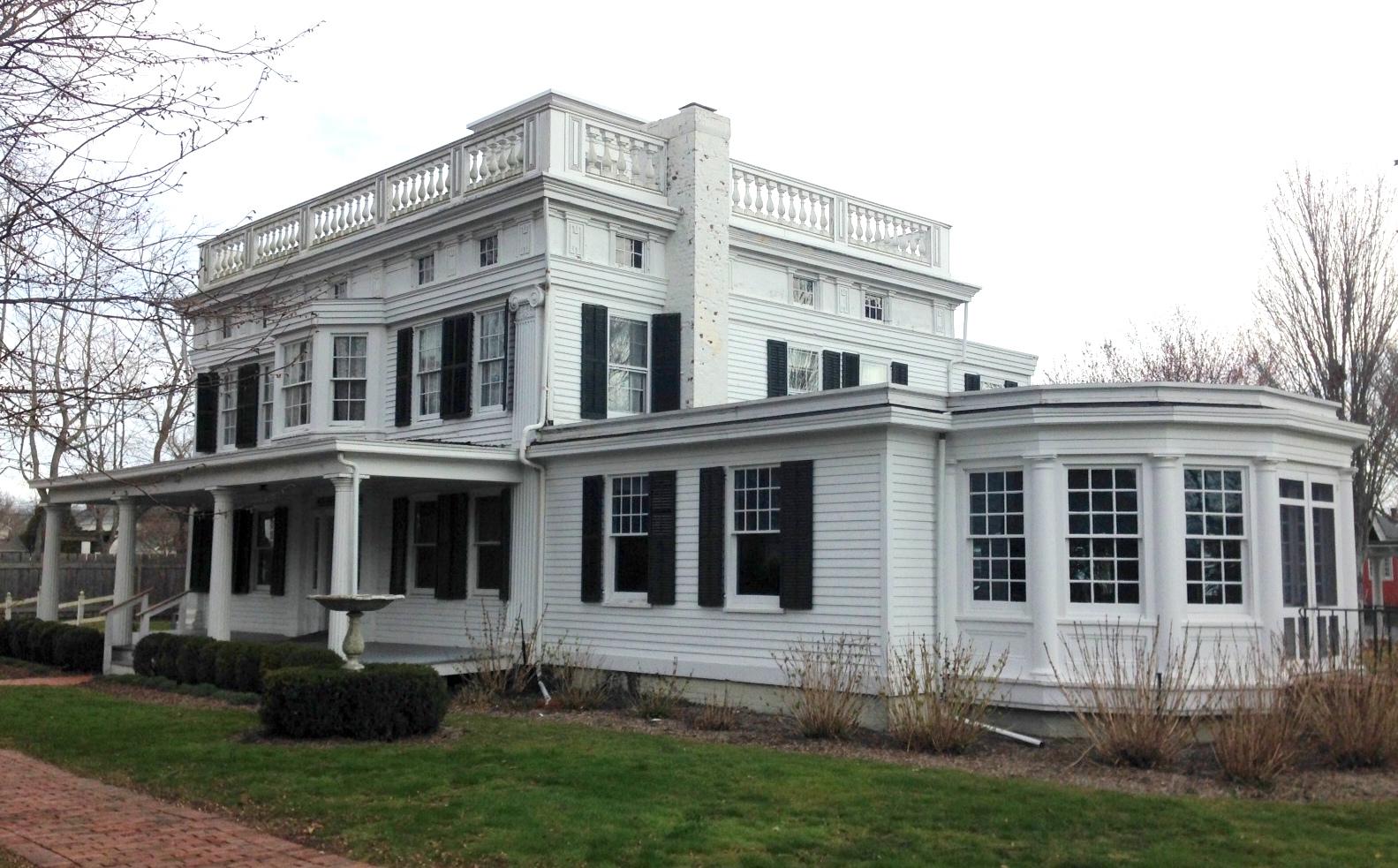 Captain Albert Rogers Mansion