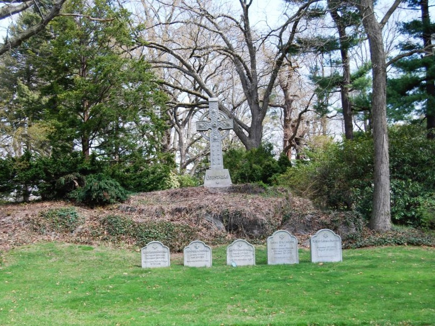 Woodlawn Conservancy, Bronx, Olmsted-Designed Cemetery Plots